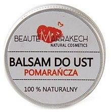 """Voňavky, Parfémy, kozmetika Balzam na pery """"Pomaranč"""" - Beaute Marrakech Lip Balm"""