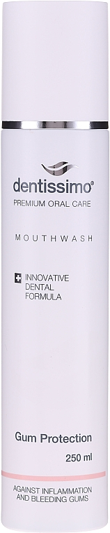 Ústna voda proti parodontitíde - Dentissimo Gum Protection Mouthwash