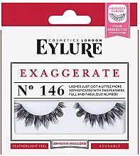 Voňavky, Parfémy, kozmetika Falošné riasy №146 - Eylure Exagerrate