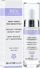 Voňavky, Parfémy, kozmetika Sérum na tvár - Ren Keep Young and Beautiful Instant Firming Beauty Shot