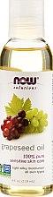 Voňavky, Parfémy, kozmetika Hroznový olej - Now Foods Solutions Grapeseed Oil
