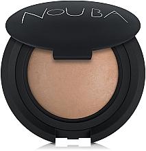 Voňavky, Parfémy, kozmetika Bronzový kompaktný púder - NoUBA Bronzing Earth Powder