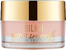 Voňavky, Parfémy, kozmetika Krém pre starostlivosť o pery - Milani Keep It Smooth Luxe Lip Treatment