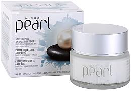 Voňavky, Parfémy, kozmetika Anti-age denný krém na tvár - Diet Esthetic Micro Pearl Day Face Cream SPF 15