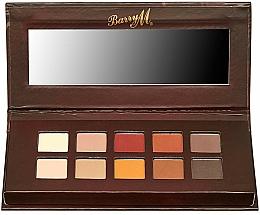 Voňavky, Parfémy, kozmetika Paleta očných tieňov - Barry M Eyeshadow Palette Fall in Love