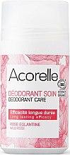 """Voňavky, Parfémy, kozmetika Dezodorant roll-on """"Divoká ruža"""" - Acorelle Wildrose Deo Roll-on"""
