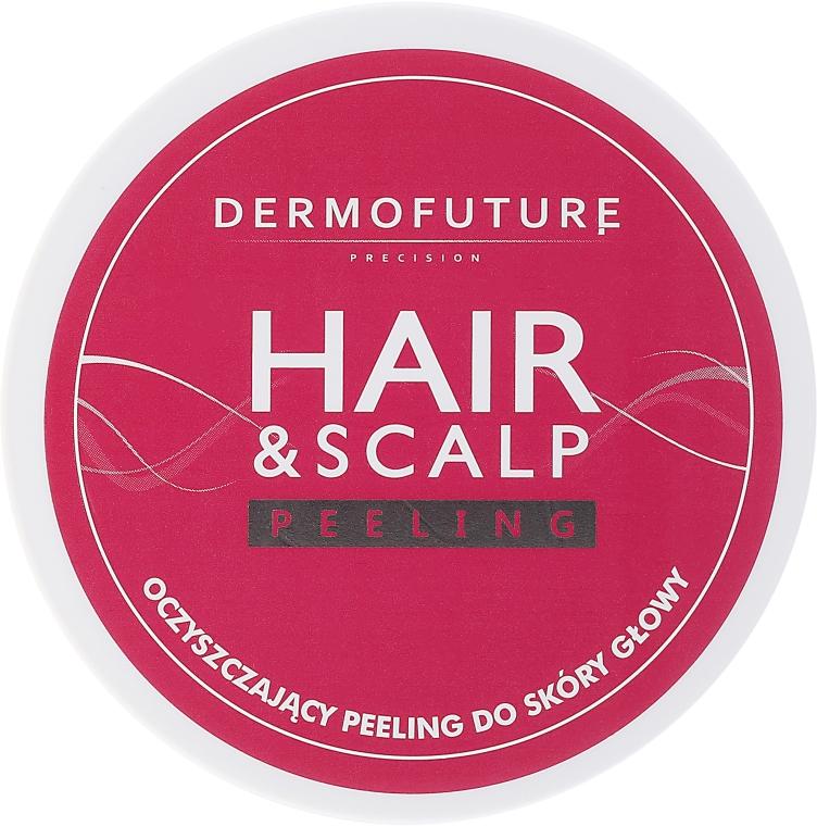Peeling pre pokožku hlavy - DermoFuture Hair&Scalp Peeling