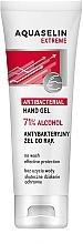 Voňavky, Parfémy, kozmetika Antibakteriálny gél na ruky (tuba) - Aquaselin Extreme 71% Antibacterial Hand Gel Protect