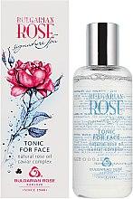 Voňavky, Parfémy, kozmetika Tonikum na tvár s komplexom čierneho kaviáru - Bulgarian Rose Caviar Complex Tonic For Face