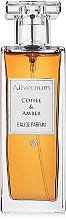 Voňavky, Parfémy, kozmetika Allverne Coffee & Amber - Parfumovaná voda