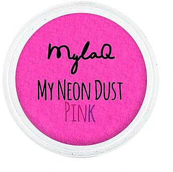 Púder na nechty - MylaQ My Neon Dust