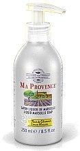 """Voňavky, Parfémy, kozmetika Tekuté Marseilles mydlo """"Citrón"""" - Ma Provence Liquid Marseille Soap Lemon"""