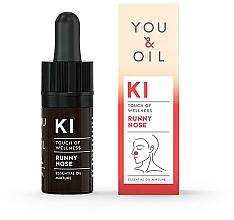 Voňavky, Parfémy, kozmetika Zmes éterických olejov - You & Oil KI-Runny Nose Touch Of Welness Essential Oil