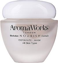 Exfoliačná pleťová maska - AromaWorks Nourish Face Exfoliate Mask — Obrázky N1