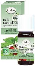 Voňavky, Parfémy, kozmetika Organický éterický olej Libavka - Galeo Organic Essential Oil Gaultherie
