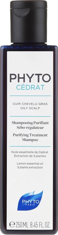 Šampón na vlasy - Phyto Phytocedrat Purifying Treatment Shampoo — Obrázky N1