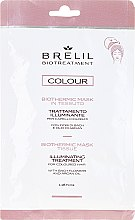 Voňavky, Parfémy, kozmetika Expresná maska pre farbené vlasy - Brelil Bio Treatment Colour Biothermic Mask Tissue