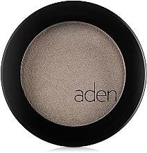 Voňavky, Parfémy, kozmetika Matný tiene - Aden Cosmetics Matte Eyeshadow Powder