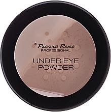 Voňavky, Parfémy, kozmetika Púder na pokožku očného okolia - Pierre Rene Under Eye Powder