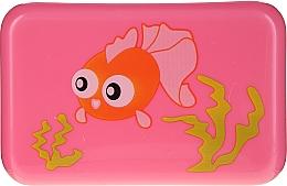 Voňavky, Parfémy, kozmetika Detská mydlovnička, 6024, ružové s rybičkou - Donegal