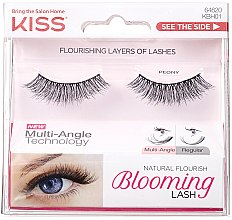 Voňavky, Parfémy, kozmetika Umelé mihalnice - Kiss Natural Flourish Blooming Lashes Peony
