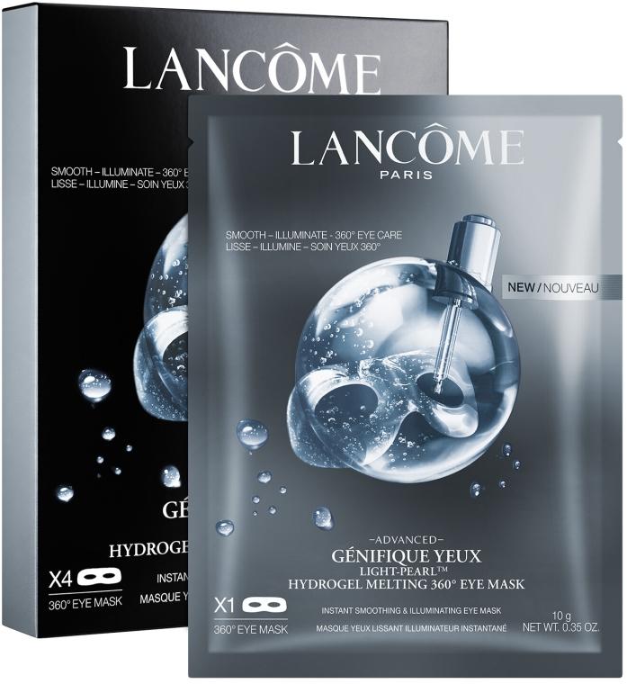Očná kontúrovacia maska - Lancome Genifique Hydrogel Melting Eye Mask