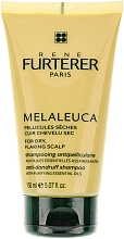 Voňavky, Parfémy, kozmetika Suchý šampón proti lupinám - Rene Furterer Melaleuca Anti-Dandruff Shampoo Dry Dundruff Scalp Moisturizer
