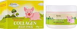 Voňavky, Parfémy, kozmetika Kolagénová napínacia maska - Esfolio Collagen Shape Memory Jelly Pack