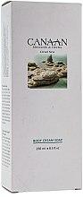 Voňavky, Parfémy, kozmetika Krém-mydlo pre telo - Canaan Minerals & Herbs Body Cream Soap