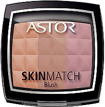 Voňavky, Parfémy, kozmetika Lícenka pre tvár - Astor Skin Match Blush