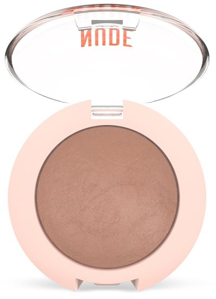 Matné tiene na viečka - Golden Rose Nude Look Matte Eyeshadow