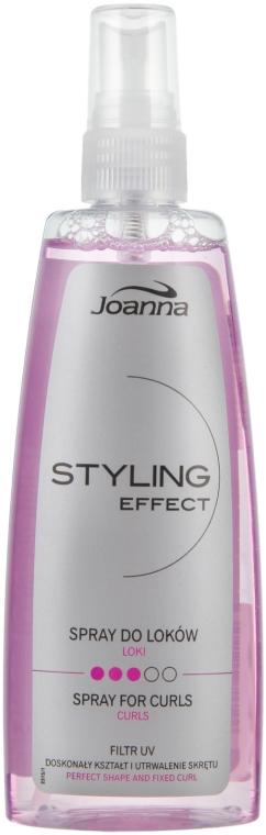 Sprej pre styling kučeravých vlasov - Joanna Styling Effect Curly Spray