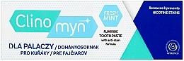 Voňavky, Parfémy, kozmetika Zubná pasta pre fajčiarov - Clinomyn Smokers Toothpaste Fresh Mint