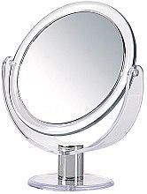 Voňavky, Parfémy, kozmetika Zrkadlo stolové, okrúhle, obojstranné, 17 cm - Donegal Mirror
