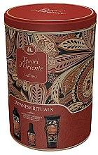 Voňavky, Parfémy, kozmetika Tesori d`Oriente Japanese Rituals - Sada (edp/100ml + sh/gel/250ml + bath/cr/500ml)