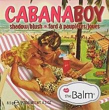 Voňavky, Parfémy, kozmetika Očný tieň-lícenka - TheBalm Shadow-Blush Cabana Boy