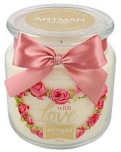 Voňavky, Parfémy, kozmetika Vonná sviečka - Artman With Love