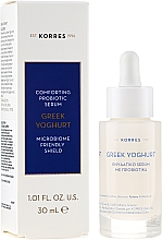 Voňavky, Parfémy, kozmetika Sérum na tvár s gréckym jogurtom - Korres Greek Yoghurt Comforting Probiotic Serum