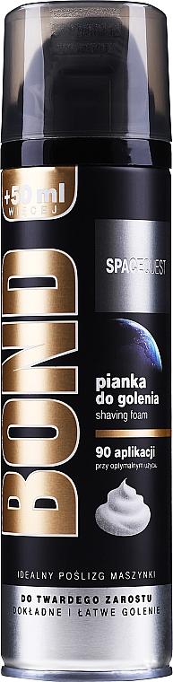 Holiaca pena - Bond Spacequest Shaving Foam