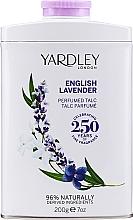 Voňavky, Parfémy, kozmetika Mastenec na telo - Yardley English Lavender Perfumed Talc