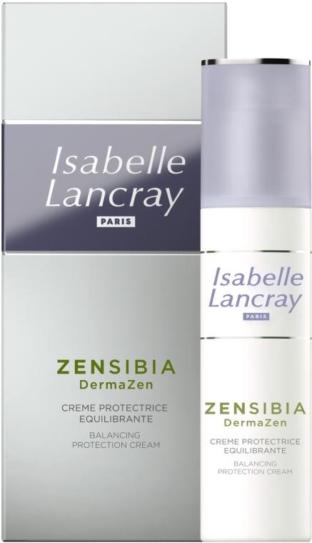 Ochranný krém na tvár - Isabelle Lancray Zenzibia DermaZen Balancing Protection Cream — Obrázky N1