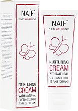 Voňavky, Parfémy, kozmetika Detský krém-starostlivosť - Naif Nurturing Cream