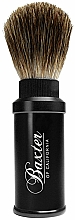Voňavky, Parfémy, kozmetika Štetka na holenie - Baxter Professional Travel Brush Pure Badger