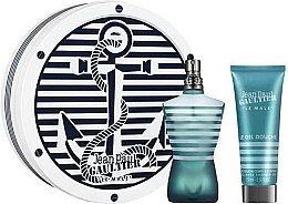 Voňavky, Parfémy, kozmetika Jean Paul Gaultier Le Male - Sada (edt/75ml + sh/g/75ml)