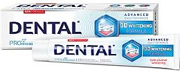 Voňavky, Parfémy, kozmetika Bieliaca zubná pasta - Dental Pro 3D Whitening
