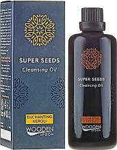 Voňavky, Parfémy, kozmetika Olej na umývanie - Wooden Spoon Super Seeds Enchanting Neroli Cleansing Oil