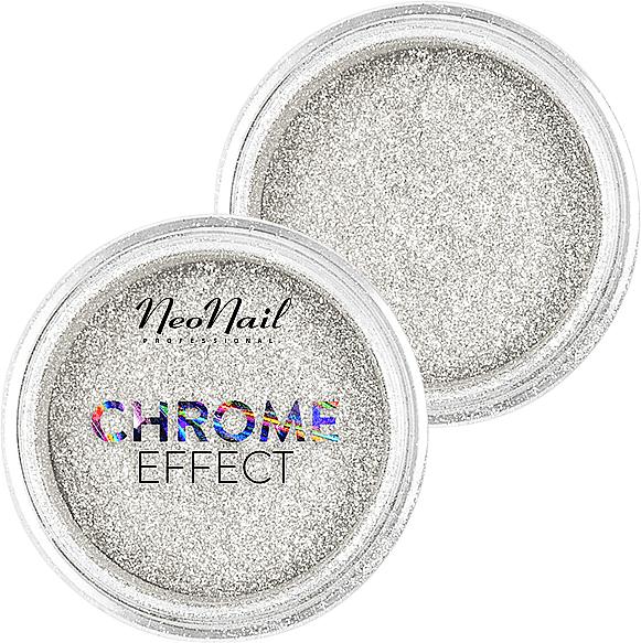 Púder na nechtový dizajn - NeoNail Professional Chrome Effect