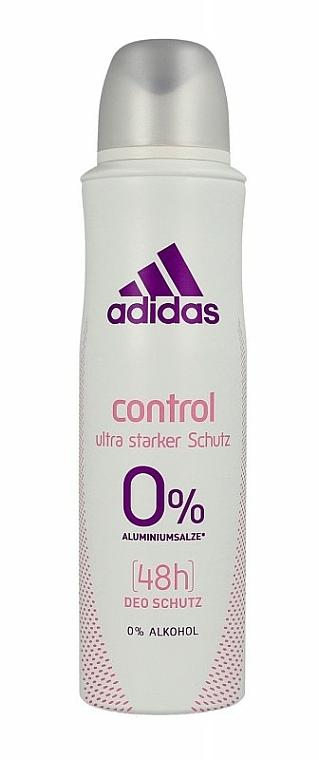 Deodorant bez hliníka - Adidas Control 48h Deodorant