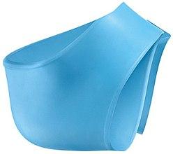 Voňavky, Parfémy, kozmetika Silikónové ponožky, modré - Avon Silicone Heel Socks