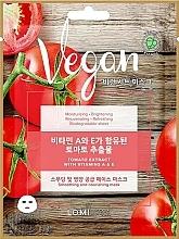 Voňavky, Parfémy, kozmetika Maska na tvár s paradajkovým extraktom - Lomi Lomi Vegan Mask